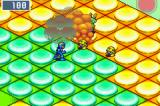 Mega Man Battle Network 4: Blue Moon Game Boy Advance Destroyed all the bugs.