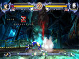 BlazBlue: Calamity Trigger Windows A painful fall