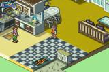 Mega Man Battle Network 5: Team Colonel Game Boy Advance In the kitchen