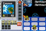 Mega Man Battle Network 5: Team Colonel Game Boy Advance Preparing for the fight