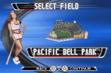 MLB SlugFest 20-04 Game Boy Advance Select Field