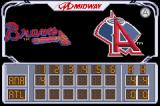 MLB SlugFest 20-04 Game Boy Advance The scoreboard