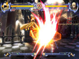 BlazBlue: Calamity Trigger Windows Claws attack