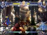 BlazBlue: Calamity Trigger Windows Ground projectile attack
