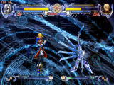 BlazBlue: Calamity Trigger Windows Trapped in ice