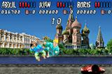 International Karate Advanced Game Boy Advance Flying kick. This game was not supervised by Vladimir Putin.