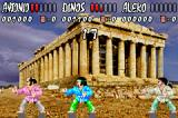 International Karate Advanced Game Boy Advance Greece. They probably spotted an UFO or something...
