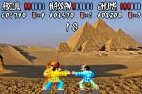 International Karate Advanced Game Boy Advance Egypt. Dragon Ball Z style. Kinda.