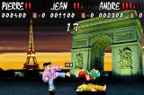 International Karate Advanced Game Boy Advance Paris, France. 200 points for Mr. Pierre. 2 points for this account. Great?!