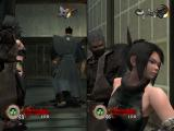 Tenchu: Return from Darkness Xbox In a split-screen co-op game, Rikimaru are Ayame peek around a corner to watch for an oppurtunity to strike. The objective of this mission is to kill all enemies without being seen.