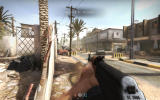 Insurgency Windows The siege map, waiting for players (Dutch version).