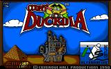 Count Duckula in No Sax Please - We're Egyptian Amiga Title screen 2