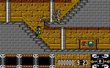 Count Duckula in No Sax Please - We're Egyptian Amiga Level 1 - Beware of mummies and bats