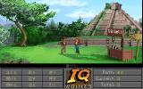 Indiana Jones and the Fate of Atlantis FM Towns Viewing IQ points (Japanese mode)