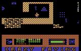 Crazy Paving Commodore 64 Stairs to another level
