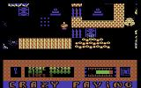Crazy Paving Commodore 64 Gates to open