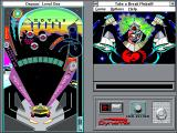 Take a Break! Pinball Windows 3.x Start game of Draxon:Level One (VGA)