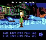 Scooby-Doo Mystery Genesis Its cold outside this time of year