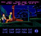 Scooby-Doo Mystery Genesis Play some of the fairground games