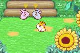 Hamtaro: Ham-Ham Heartbreak Game Boy Advance These two are thinking hard