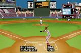High Heat Major League Baseball 2003 Game Boy Advance Attempting to hit the ball