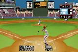 High Heat Major League Baseball 2003 Game Boy Advance Here comes the pitch