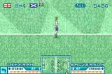 International Superstar Soccer Advance Game Boy Advance Throw-in
