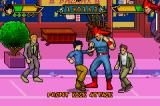 Jackie Chan Adventures: Legend of the Dark Hand Game Boy Advance Attempting a punch