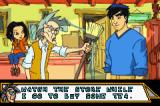 Jackie Chan Adventures: Legend of the Dark Hand Game Boy Advance Intro