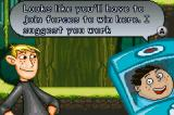 Kim Possible 3: Team Possible Game Boy Advance Having a conversation