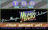 Cred Breaks Out Commodore 64 Title Screen
