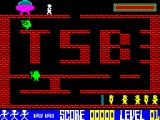 Cred Breaks Out ZX Spectrum Lets rescue the Interrestials