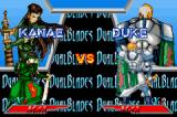 Dual Blades Game Boy Advance The next fight
