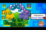 Go! Go! Beckham! Adventure On Soccer Island Game Boy Advance Welcome to Soccer Island