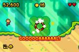 Go! Go! Beckham! Adventure On Soccer Island Game Boy Advance GOOOOOAAAAAAL!