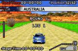 GT Advance 2 Rally Racing Game Boy Advance Start of the race