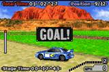 GT Advance 2: Rally Racing Game Boy Advance GOAL!