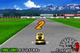 GT Advance 3: Pro Concept Racing Game Boy Advance Start of your tests