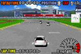GT Advance 3: Pro Concept Racing Game Boy Advance On the starting grid
