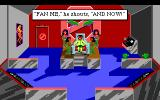 Leisure Suit Larry Goes Looking for Love (In Several Wrong Places) DOS The intro continues. The evil doctor is ridiculous