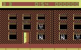 Crossfire Commodore 64 Shoot the bad guys