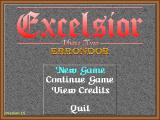 Excelsior Phase Two: Errondor Windows Registered game, version 1.5