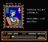 Ys II: Ancient Ys Vanished - The Final Chapter NES Hey, granny!