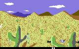 Crossbow Commodore 64 Crossing the desert