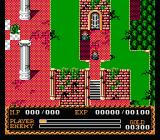 Ys II: Ancient Ys Vanished - The Final Chapter NES I don't like the look of those bluish thingies...