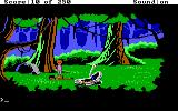 Space Quest II: Chapter II - Vohaul's Revenge DOS You crash-land on the planet of Labion