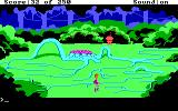 Space Quest II: Chapter II - Vohaul's Revenge DOS You can't touch any part of this root monster. Lower your walking speed and save often!..