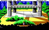 Space Quest II: Chapter II - Vohaul's Revenge DOS Figure out a way to distract this guard!