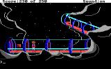 Space Quest II: Chapter II - Vohaul's Revenge DOS Exotic trip with a mask on my face late in the game