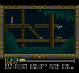 Ys III: Wanderers from Ys SNES In the mine, pesky little critters immediately appear